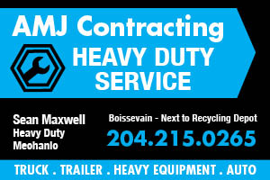AMJ Contracting Heavy Duty Service
