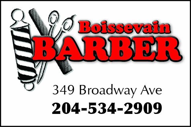 Boissevain Barber