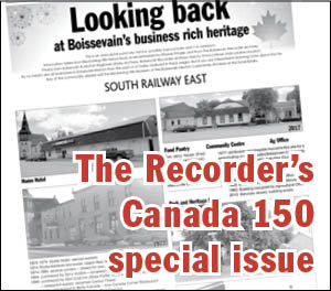 Recorder Looking Back Issue