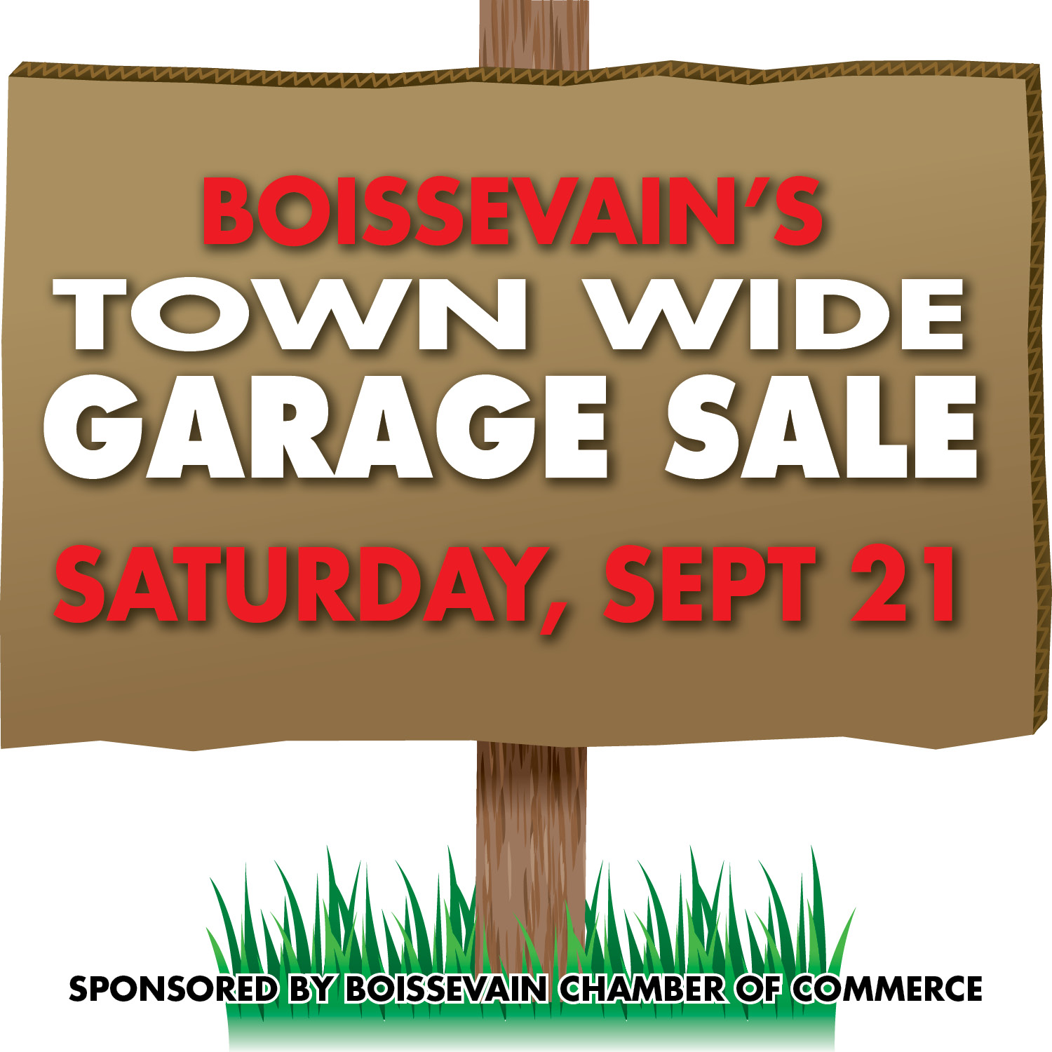 Town Wide Garage Sales