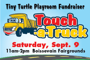 Touch-A-Truck Boissevain