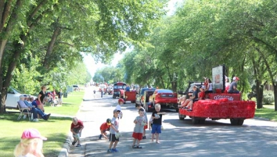 Boissevain hosts another patriotic Canada Day celebration