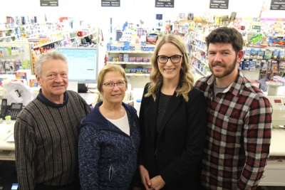 Hazlewood Drugs changes hands, remains local
