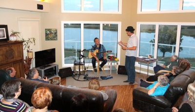 House concerts keep audiences coming back for more