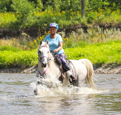 Interest high in equestrian trails