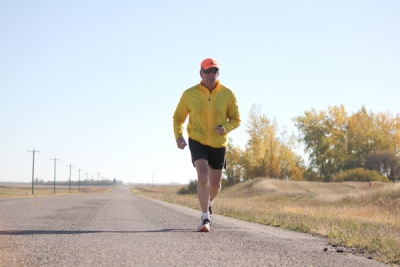 Running became way of life for Boissevain man