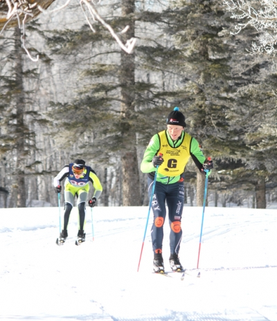 Peace Garden hosts Cross Country Ski Provincials