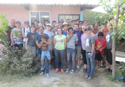 El Salvador trip teaches giving, but also gives back