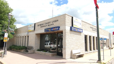 Merger for Credit Union on table