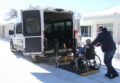 Search for driver replacement highlights handi-van importance