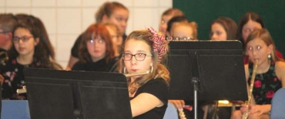 Band program adds to educational enrichment