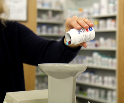 Changes to pharmacy services for care homes concerning
