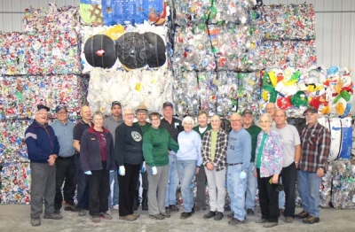 Recycling still making major contribution
