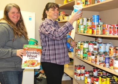 Food Pantry celebrates ten years at main street location
